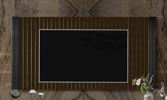 Evmoda Mobilya - Stone Sılver Modern Tv Ünitesi (1)