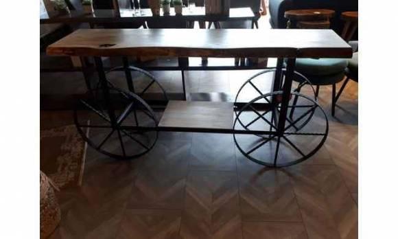 Evmoda Mobilya - Tekerlekli Dresuar (1)