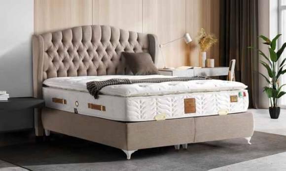 Evmoda Mobilya - Tivoli Yatak Baza Başlık Seti