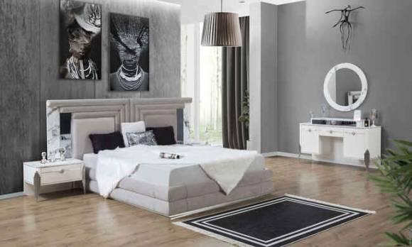 Evmoda Mobilya - Toledo Modern Yatak Odası Takımı (1)