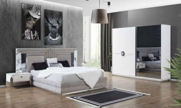Evmoda Mobilya - Toledo Modern Yatak Odası Takımı