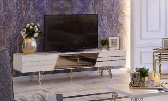 Evmoda Mobilya - Uludağ Gold Tv Alt Blok