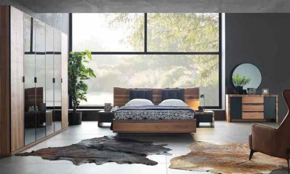 Evmoda Mobilya - Veloce Modern Yatak Odası Takımı (1)