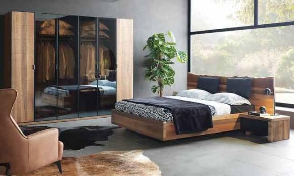 Evmoda Mobilya - Veloce Modern Yatak Odası Takımı