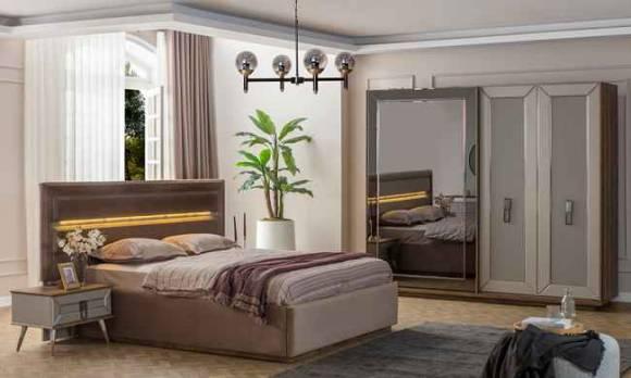 Evmoda Mobilya - Velora Modern Yatak Odası Takımı