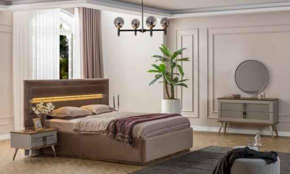 Evmoda Mobilya - Velora Modern Yatak Odası Takımı (1)