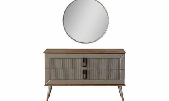 Evmoda Mobilya - Velora Şifonyer ve Aynası (1)