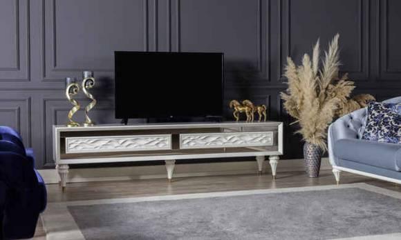Evmoda Mobilya - Versay Art Deco Tv Ünitesi