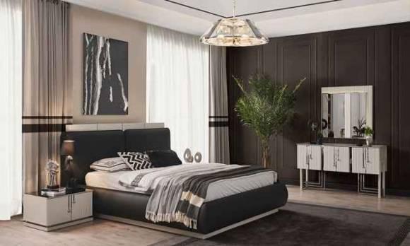 Evmoda Mobilya - Viento Modern Yatak Odası Takımı (1)