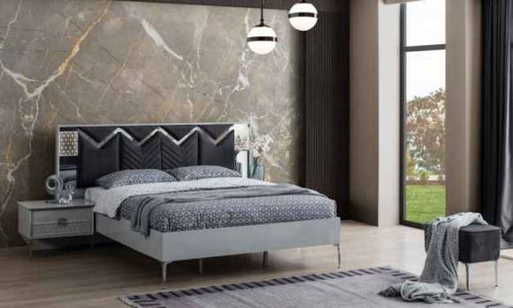 Evmoda Mobilya - Vietnam Modern Yatak Odası Takımı (1)