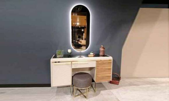 Evmoda Mobilya - Vitali Şifonyer ve Aynası