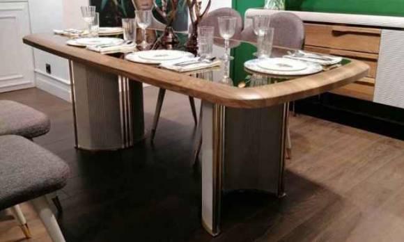 Evmoda Mobilya - Vitali Yemek Masası