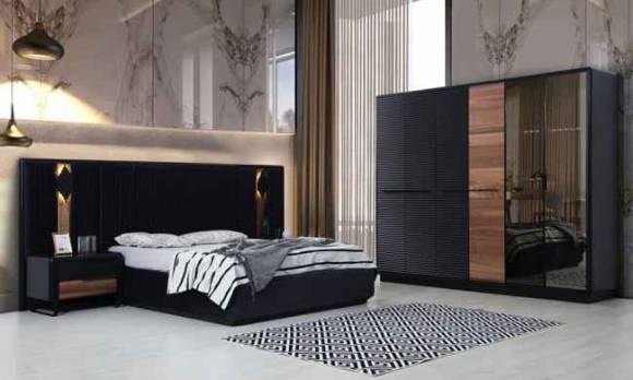 Evmoda Mobilya - Vizyon Modern Yatak Odası Takımı