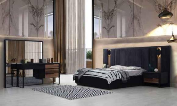 Evmoda Mobilya - Vizyon Modern Yatak Odası Takımı (1)
