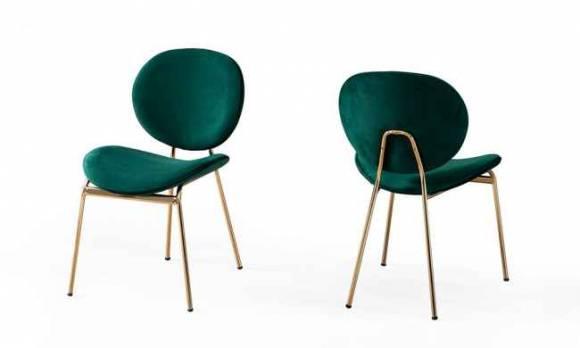 Evmoda Mobilya - Vogue Ceviz Sandalye (1)
