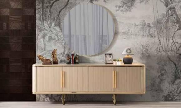 Evmoda Mobilya - Vogue Konsol ve Aynası