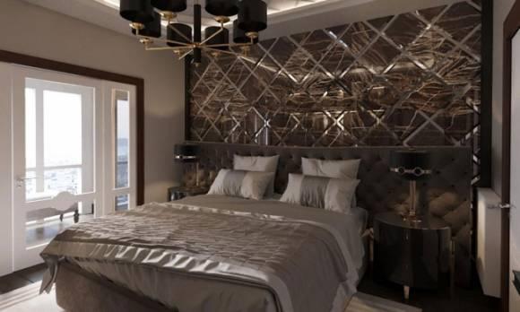 Evmoda Mobilya - Modern Yatak Odası Projemiz (1)