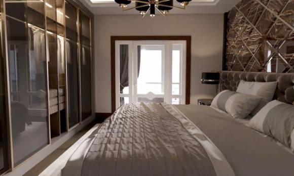 Evmoda Mobilya - Modern Yatak Odası Projemiz