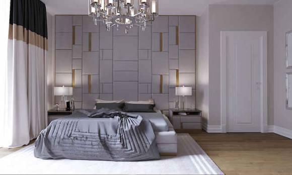 Evmoda Mobilya - Modern Yatak Odası Tasarım Projemiz (1)