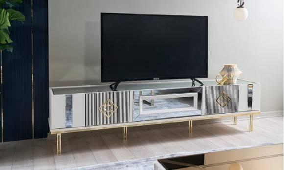 Evmoda Mobilya - Yıldız Modern Tv Ünitesi (1)