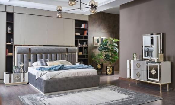 Evmoda Mobilya - Yıldız Modern Yatak Odası Takımı (1)
