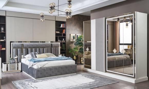 Evmoda Mobilya - Yıldız Modern Yatak Odası Takımı