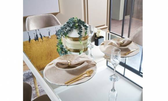 Evmoda Mobilya - Yıldız Yemek Masası (1)