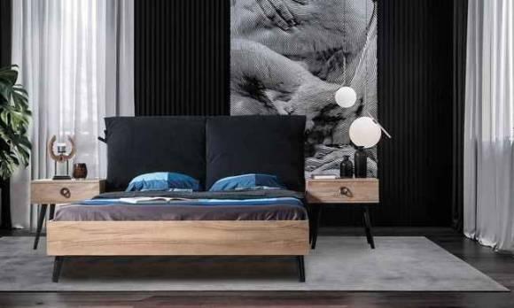 Evmoda Mobilya - Zerrin Modern Yatak Odası Takımı (1)